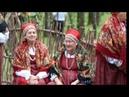 Поет народный фольклорный коллектив Софиюшка .