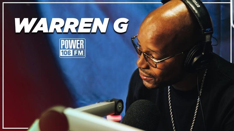 Warren G talks G-Funk Sequel, New BBQ Company Favorite New Artists
