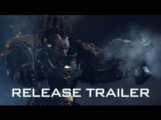 Warhammer 40,000: Inquisitor - Martyr – Релизный трейлер