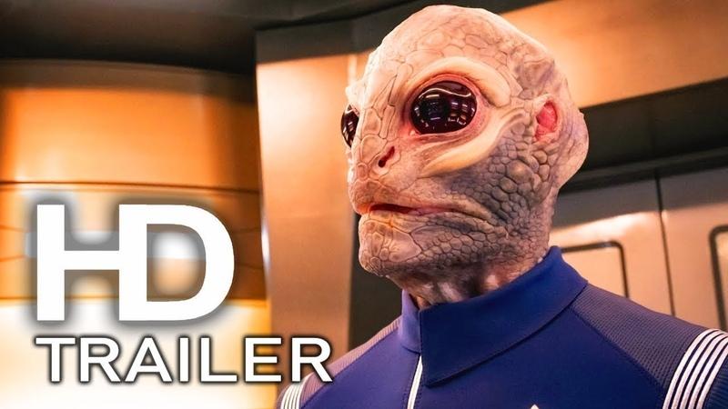 STAR TREK: DISCOVERY Season 2 New York Comic Con Trailer [HD] Sonequa Martin-Green, Doug Jones