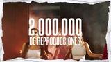"""MYA on Instagram: """"+ de 2.000.000 de Reproducciones en YouTube! Muchisimas gracias familia!! #Fuego @lesliegrace"""""""