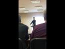 Конкурс молодых дирижеров. В.Моисеенко