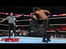 Seth Rollins vs J J Security (08.06.15)