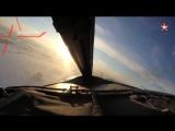 МиГ-31 заправляется в воздухе: эксклюзивные кадры из кабины