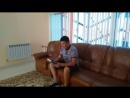 Жастар таңдайды жобасына қатысушы Маханбетов Бекжан жастарды кітап оқуға шақырады