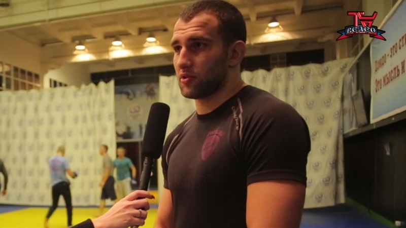 Андрей Браговский о подготовке к бою на турнире CFC-1