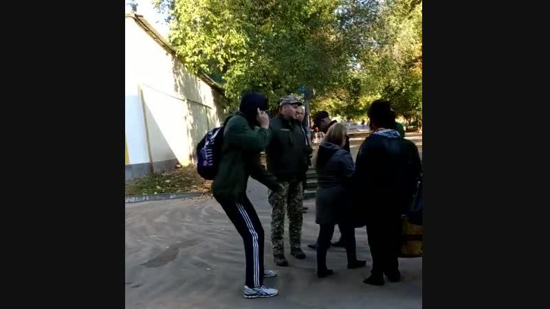 Шариатская полиция УГ устроила облаву на муджахида укрывающегося от джихада
