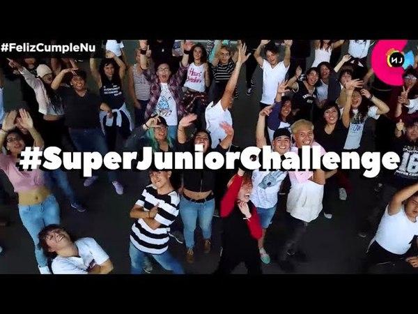 Super Junior en México así el poder Elf los recibe en la Arena Ciudad de Mexico