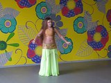 Школа арабского танца Хабиби - Мария Завгородняя соло