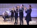 Ансамбль TenThing исполняет «Турецкий марш» Моцарта «Рондо в турецком стиле» из сонаты № 11 ля мажор