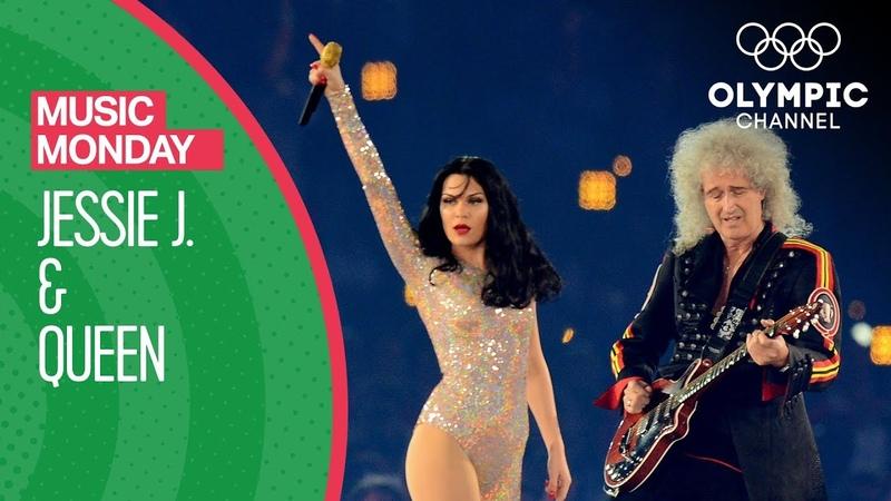 Queen Jessie J's London 2012 Performance Music Monday