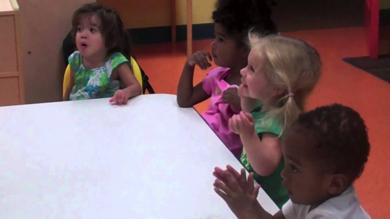 Teaching Mandarin to Infants and Toddlers at Imagination Campus