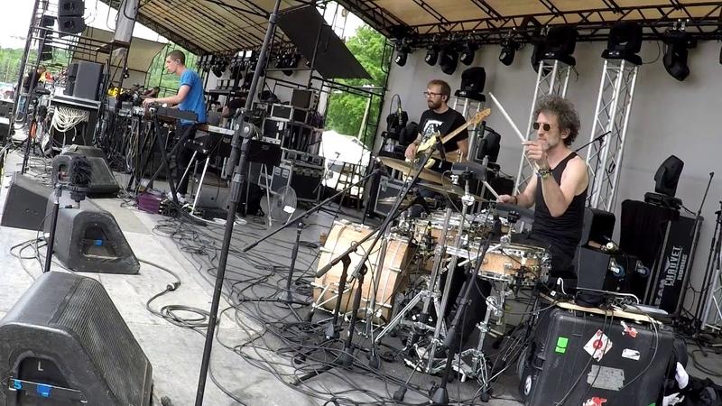 Jojo Mayer NERVE 2018-06-09 Disc Jam Stephentown NY