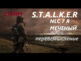S.T.A.L.K.E.R nlc 7 я меченый переосмысление стрим онлайн #33