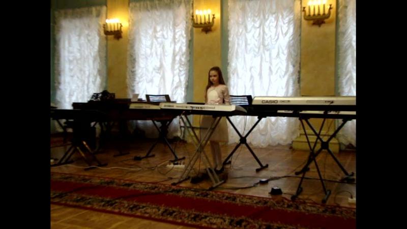 Отчётный концерт синтезистов 31.01.2015 г