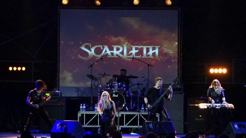 Scarleth - One Short Life (Live at Bingo club, Kiev, 16.03.2018)