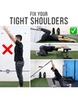 Achieve Fitness on Instagram DO YOU HAVE TIGHT SHOULDERS What's up Achievers @jasonlpak here with some exercises you can use to help loos