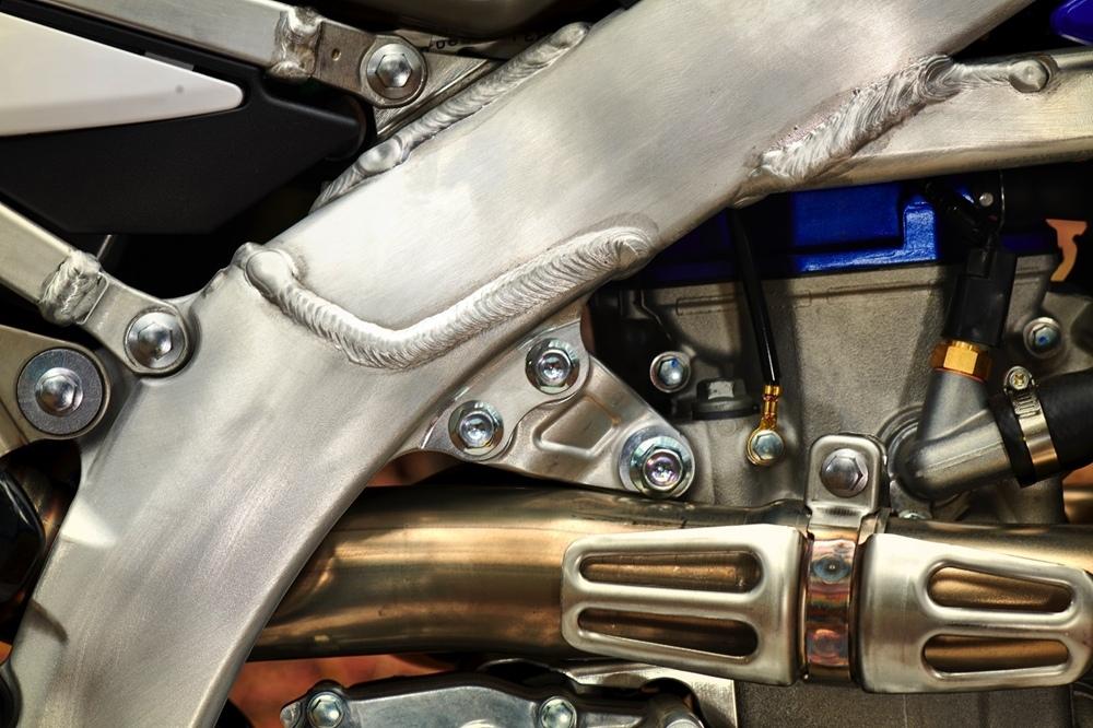 Гоночный кроссбайк Yamaha YZ450FX 2019