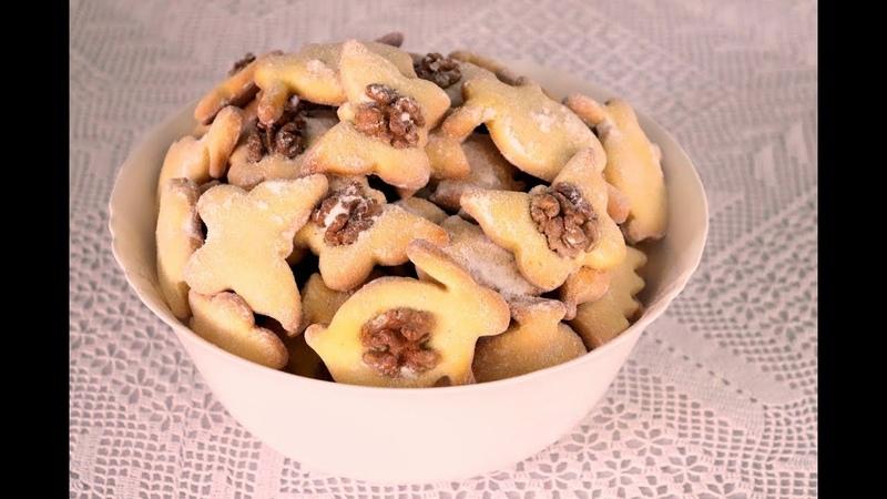 Печенье МИНУТКА Очень Быстро, Просто и Вкусно!