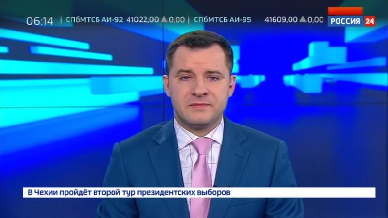 Новости на Россия 24 • Компания Arianspace заявила о потере связи с ракетой-носителем Ariane 5