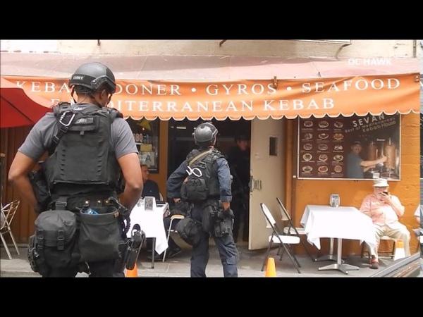 DTLA SWAT Search warrant