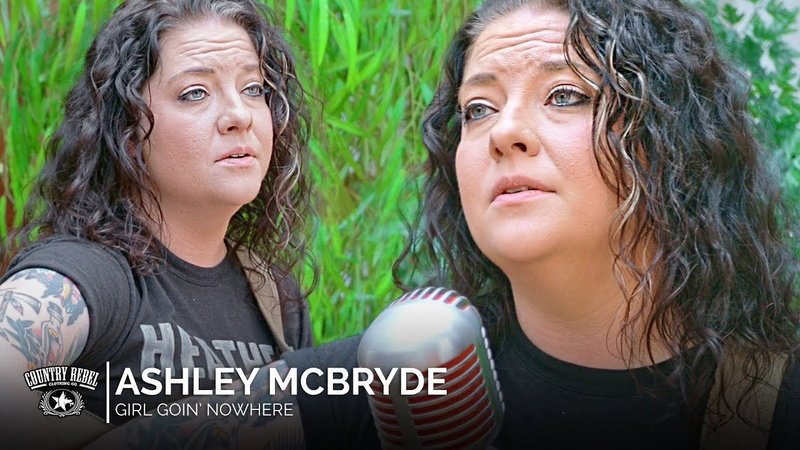 Ashley McBryde Girl Goin' Nowhere Acoustic Country Rebel HQ Session