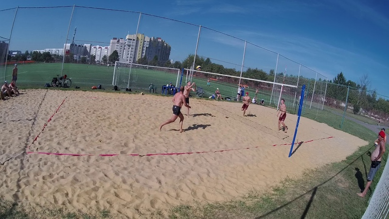 Игра 5 - Пляжный Волейбол - г Орел 20180805