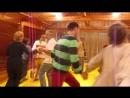 ДР Забавушки 7 Рождественский танец