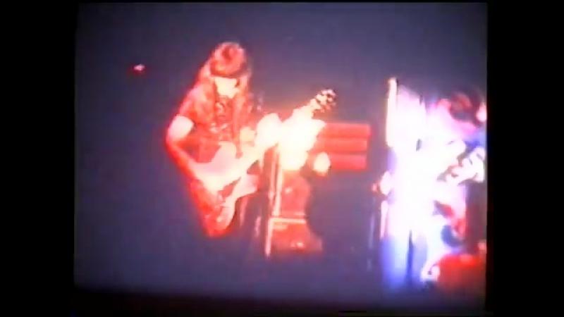 The Sweet Yesterdays Rain Live Video