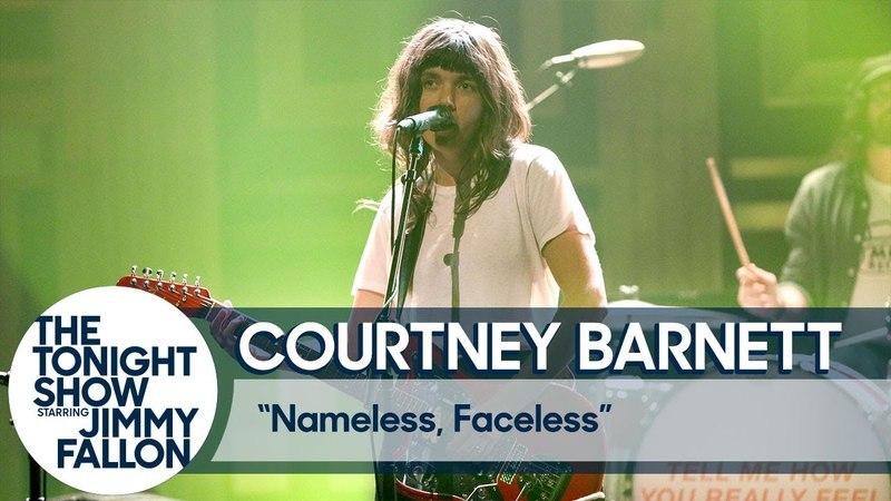 Courtney Barnett: Nameless, Faceless