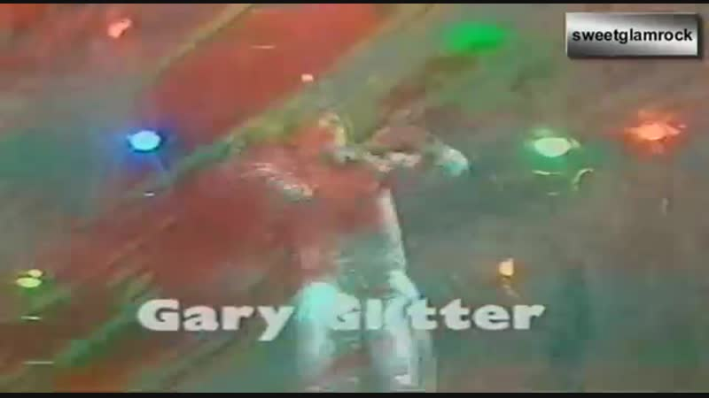 Gary Glitter I Didnt Know I Loved You Till I Saw You Rock And Roll