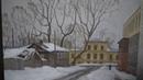Старый Ижевск в картинах Алексея Рычкова. ТИН-КОД 15.04.2017