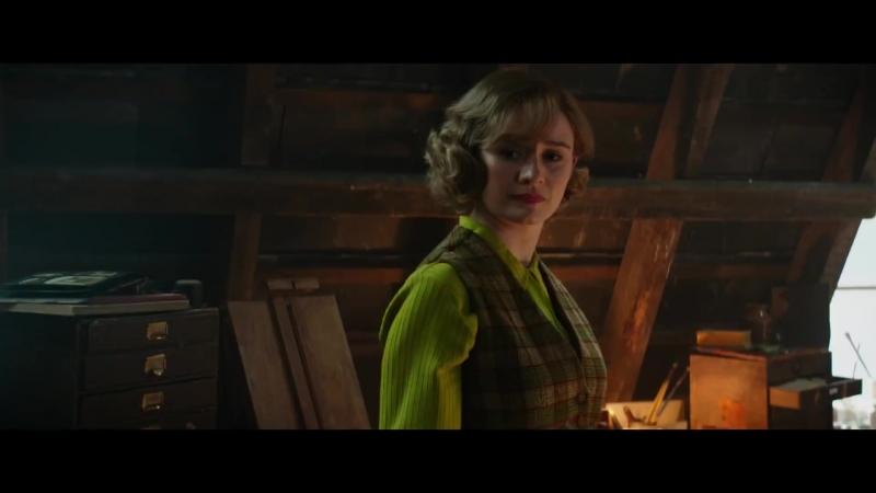 Мэри Поппинс возвращается Русский трейлер 2019