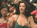 Angela Gheorghiu - A. Catalani. Ebben ne andro lontana New York 2005