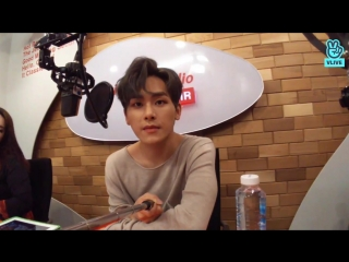 [VID] 180402 | Arirang TV & RADIO: Be My Super Rookie 호야(HOYA)