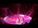Танго на сцене Иркутского Государственного цирка