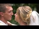 Влюблённые сердца Красивая свадьба