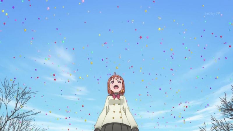 Живая любовь! Сияние!! 2 сезон 11 серия [русские субтитры Aniplay.TV] Love Live! Sunshine!! 2nd Season