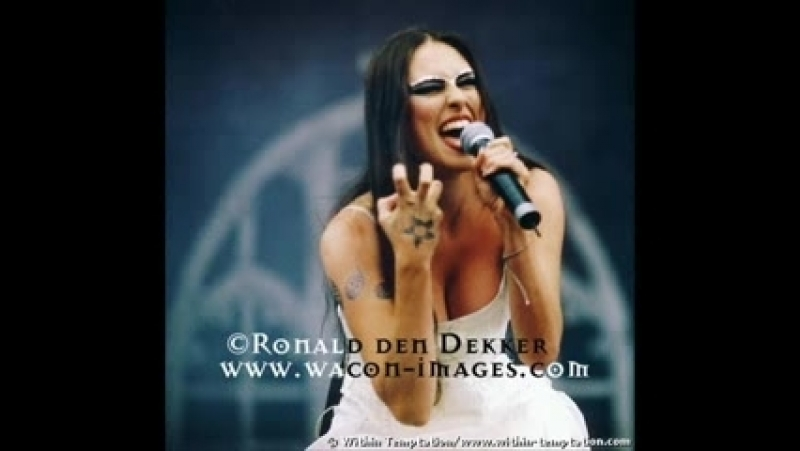 Simone Simons - Tarja Turunen - Vibeke Stene (ex- Tristania now) - Sharon den Adel - Ville Valo - Amy Lee - Tuomas Holopainen