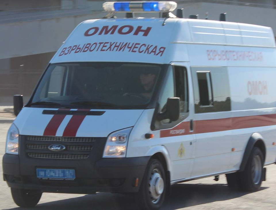 Недалеко от Таганрога взрывотехники таганрогского ОМОНа выявили около 2-х тонн пороха