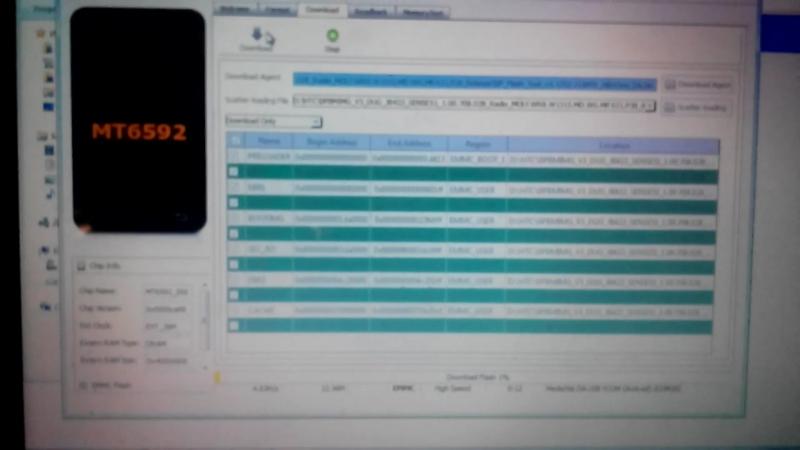Замена EMMC (микросхемы памяти) HTC Desire 616 Dual Sim