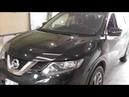 Nissan X-Trail 2015 - Электро-багажник и адсорбер