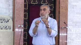 الشيخ كمال خطيب : حريق المسجد الأقصى 21 8 1969 أحرق 157