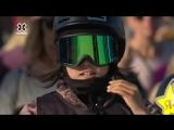 Kokomo Murase wins Women's Snowboard Big Air gold - X Games Norway 2018