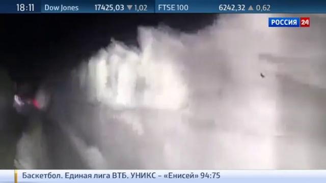 Новости на Россия 24 • Сильнейшие метели показали настоящую силу зимы югу России и Закавказью