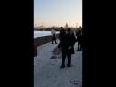 3 03 2018 СТРЕЛКА ВАСИЛЬЕВСКОГО ОСТРОВА
