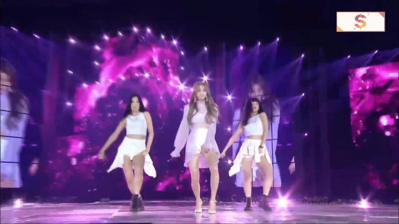 Junghwa (EXID) - Dance Performance @ KMF 2018