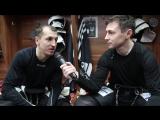 Юрий Петров проходит кастинг на «Трактор-ТВ» – интервью после матча с «Барысом» (4:0)