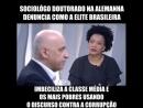 O DISCURSO CONTRA CORRUPÇÃO