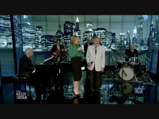 Tony Bennett and Diana Krall - Nice Work If You Can Get It - LIVE with Kelly and Ryan (Sep 18, 2018)